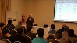 Presentación del Ing. Aguiló sobre Pautas de diseño de Instalaciones frigoríficas