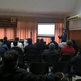 Seminario sobre sistemas VRV por la empresa BGH